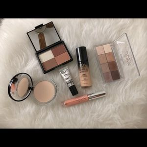 Fair Skin Drugstore Makeup Bundle